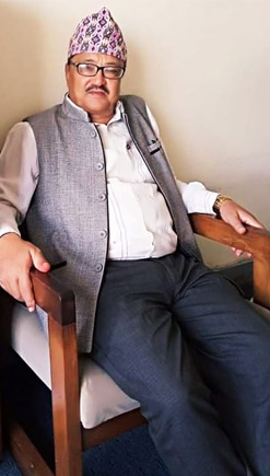 Bishnu Pukar Shrestha